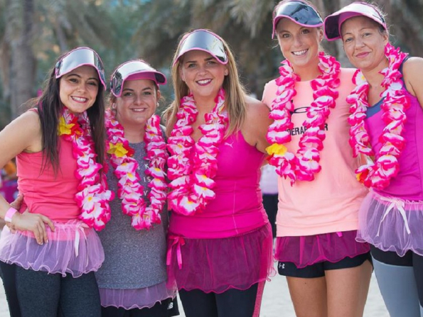 Join the Pink Ladies Games in Abu Dhabi to raise funds for Pink Caravan