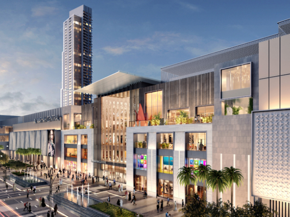 Opening date set for The Galleria Al Maryah Island expansion