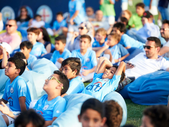 Watch Manchester City's title decider with an iftar in Abu Dhabi this weekend