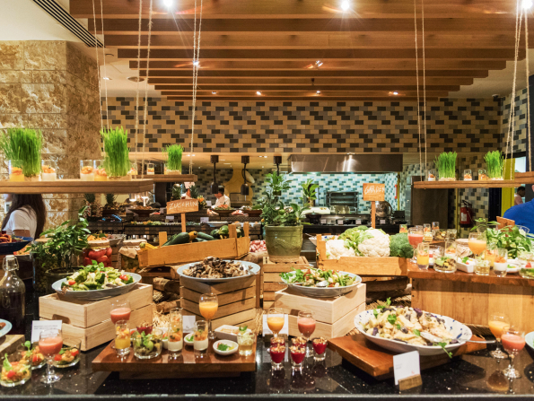 Five Abu Dhabi brunches to enjoy over F1 weekend