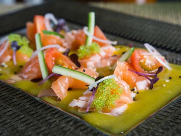 Abu Dhabi Restaurant Week: Limo