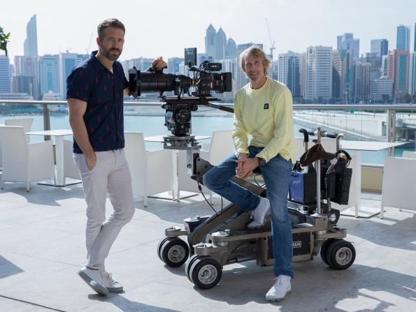 Revealed: Where Ryan Reynolds is shooting 6 Underground in Abu Dhabi