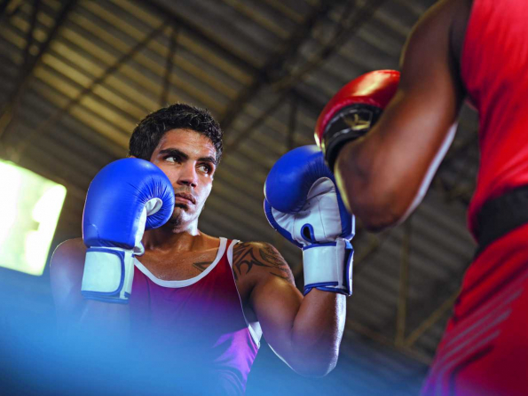 Best places to take up boxing in Abu Dhabi