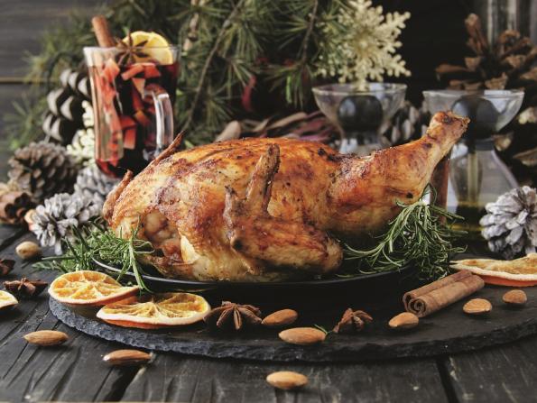 Abu Dhabi's best Christmas 2018 turkey takeaway deals