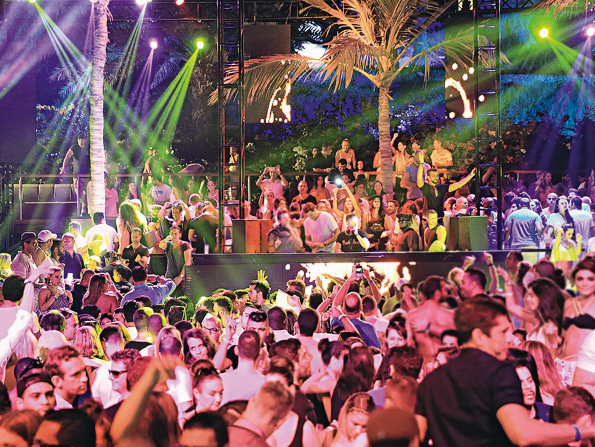 Don't miss these New Year's Eve parties in Abu Dhabi