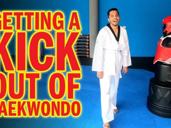 Win TAEKWONDO lessons in Abu Dhabi