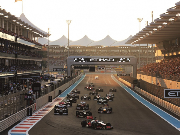 Abu Dhabi Grand Prix 2018: What time does it start?
