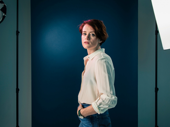 The big interview: Claire Foy on her intriguing new role