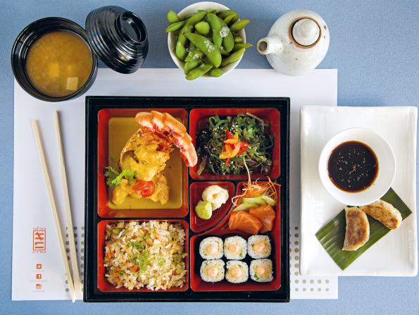 Dish of the week: Bento box at Sho Cho