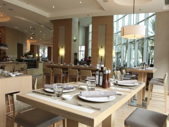 Abu Dhabi Restaurant Week: Prego's