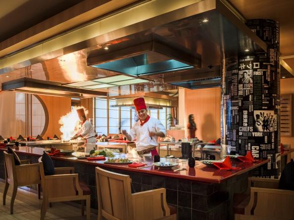 Abu Dhabi Restaurant Week: Benihana