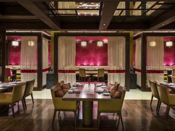 Abu Dhabi Restaurant Week: Indigo