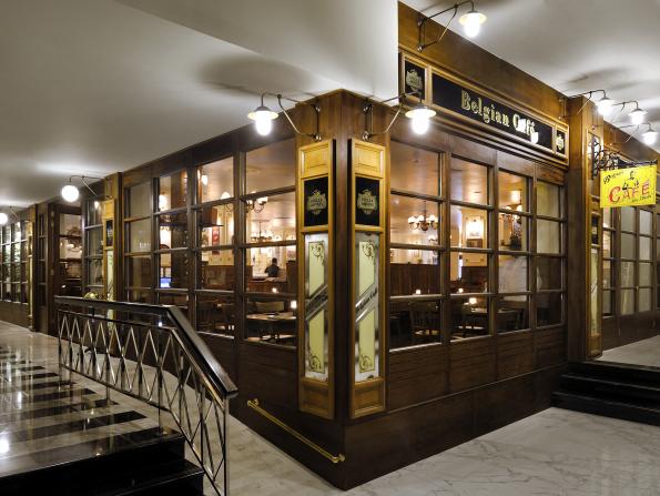 Abu Dhabi Restaurant Week: Belgian Café