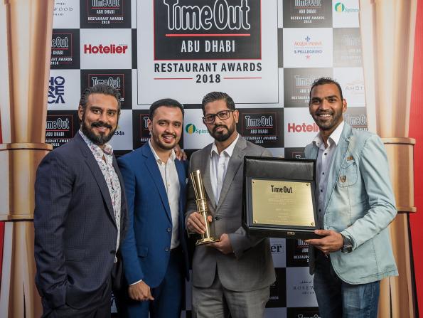 Time Out Abu Dhabi Restaurant Awards 2018: The winners and highly commended venues