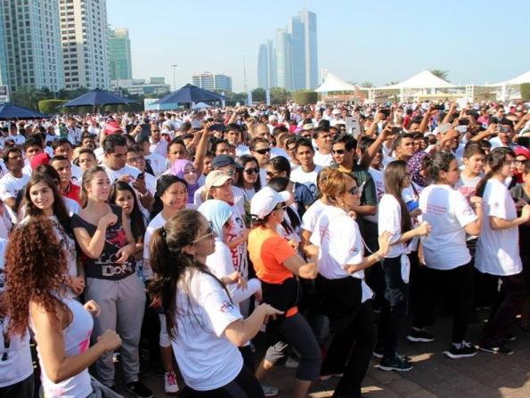 Huge annual Abu Dhabi charity fun run set to return