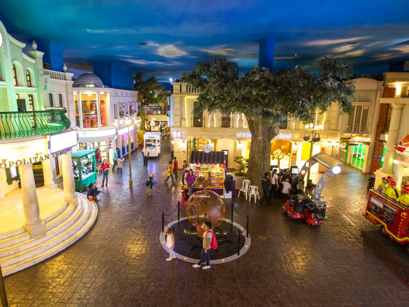Kidzania opens in Abu Dhabi for the first time