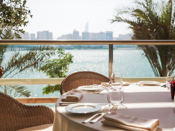 Abu Dhabi's Saturday brunch spots