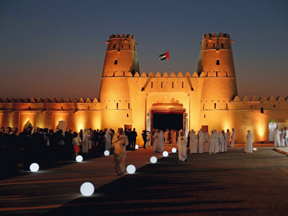 Art and culture in Abu Dhabi and the UAE