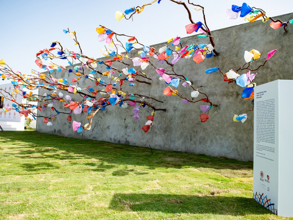 Special Olympics artwork leaves a legacy in Abu Dhabi