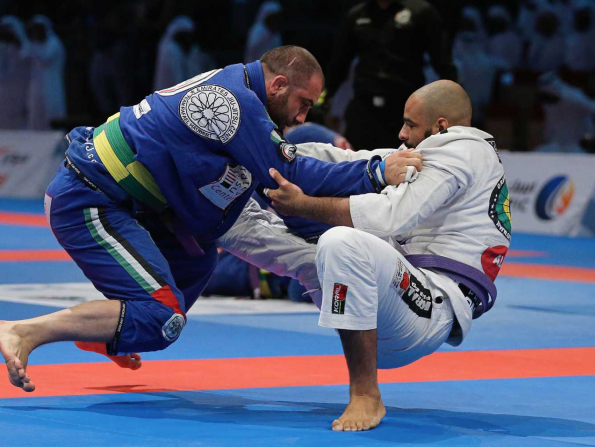 Abu Dhabi World Professional Jiu-Jitsu Championships are returning to the capital