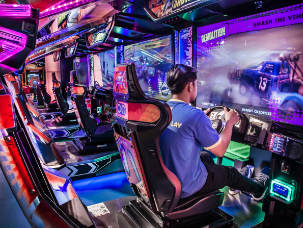 New kids' gaming centre opens at The Mall at World Trade Center Abu Dhabi