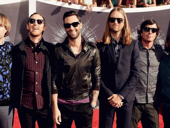 Tickets for Maroon 5's UAE gig are now on sale