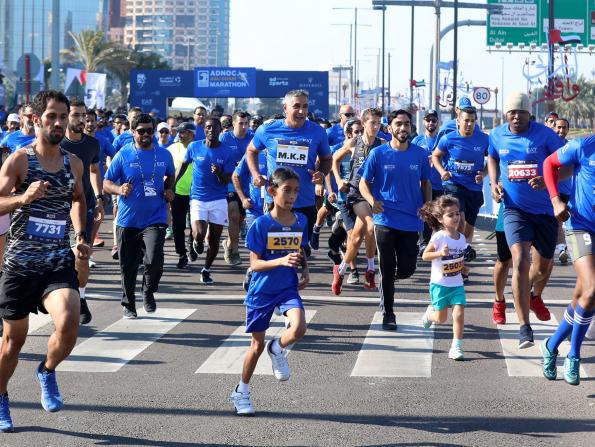 Massive prize fund announced for this year's Abu Dhabi Marathon