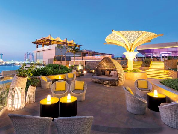 The best nightlife around Abu Dhabi's Corniche