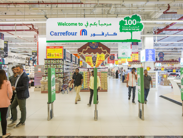 New Abu Dhabi supermarket ditches plastic bags