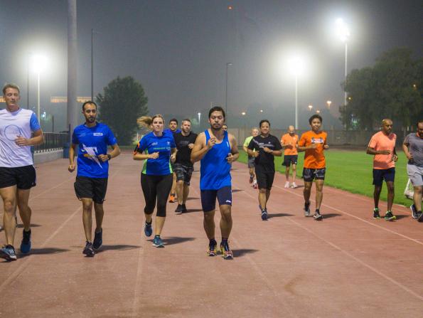 New free training sessions for Abu Dhabi Marathon