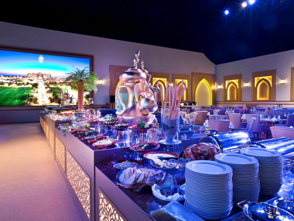 These are the great venues where you can enjoy a traditional iftar in Abu Dhabi
