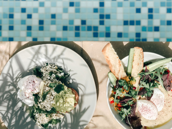 Abu Dhabi pool day deal of the day: Sanderson's