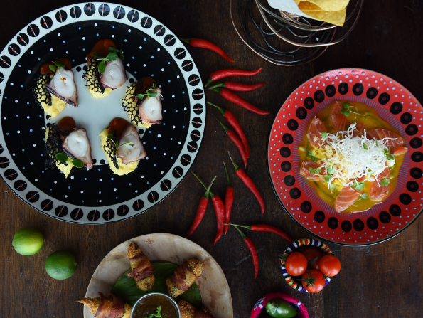 Dusk launches new Mexican menu