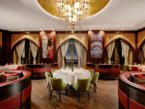 New Indian restaurant set to open at Emirates Palace
