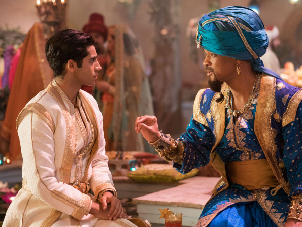 Get a peek behind the scenes of Disney's latest film Aladdin