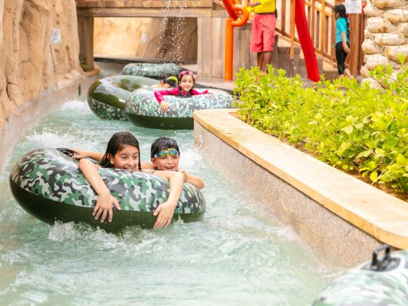 Saadiyat Rotana set for huge kids' summer camp