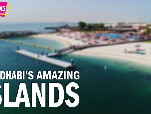 Abu Dhabi Quick Guides: Islands