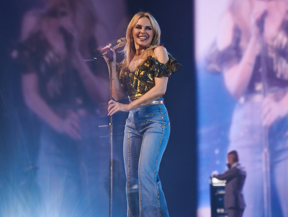 Kylie Minogue to perform in the UAE this year