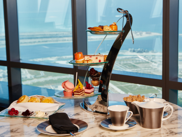 Your guide to the best afternoon teas in Abu Dhabi