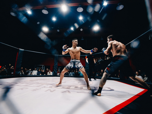 Popular MMA night returns to Abu Dhabi this weekend