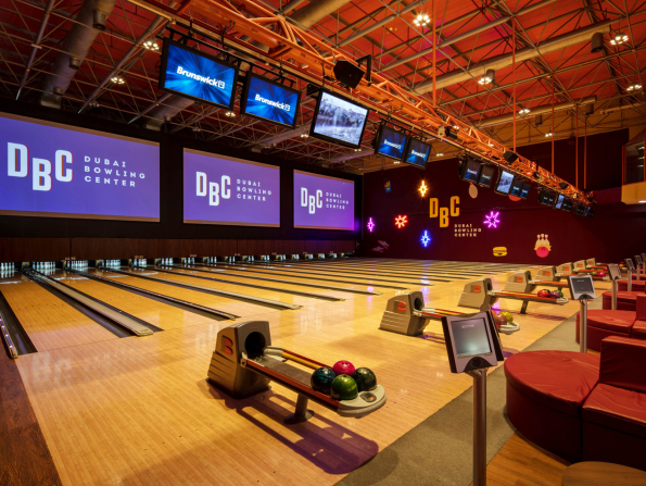 Seven of the best bowling alleys in the UAE