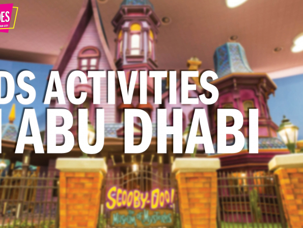 Time Out Quick Guides: Summer activities for kids in Abu Dhabi