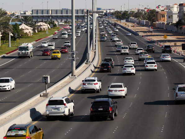 Road tolls coming to Abu Dhabi from January 2020