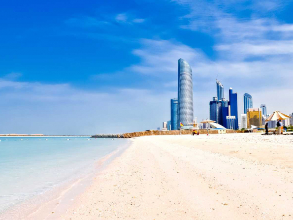 Your guide to Abu Dhabi's best beaches 2019
