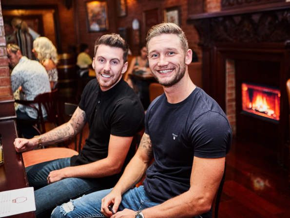 In pictures: Abu Dhabi's fastest pub quiz and Ultimate Burger Championship