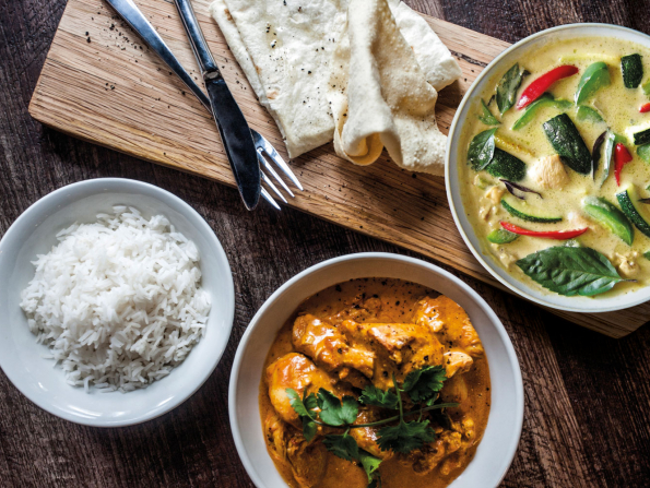 Get unlimited curry for Dhs99 at Abu Dhabi's Kahraman