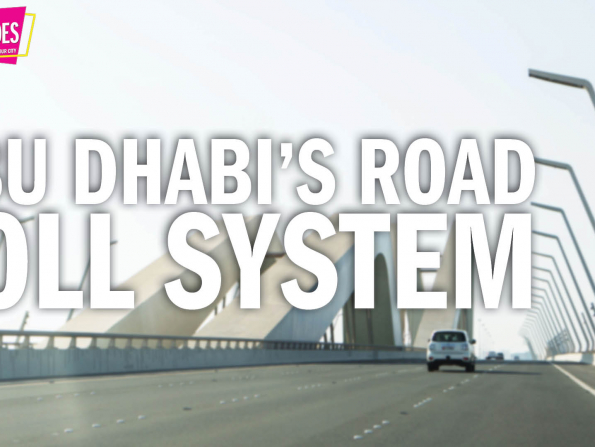 Time Out Quick Guides: Registering for Abu Dhabi road tolls