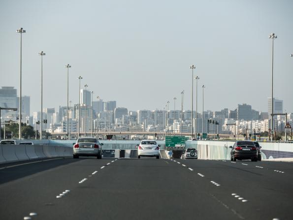 One week to go until Abu Dhabi road tolls go live