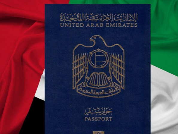 Emirati passport ranked as the best among Arab countries