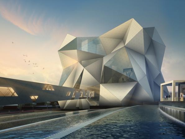 CLYMB on Abu Dhabi's Yas Island to open in November